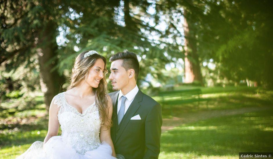 Le mariage de Sahoud et Florinda à Gaillard, Haute-Savoie