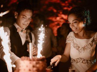 Le mariage de Cecile et Mickael
