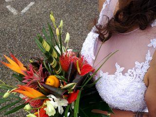 Le mariage de Hinano et Maihi  2