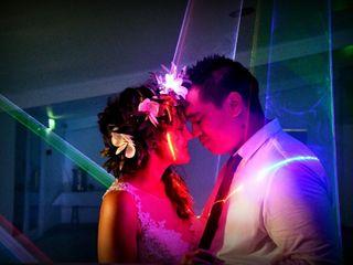 Le mariage de Hinano et Maihi