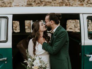 Le mariage de Kévin et Louise