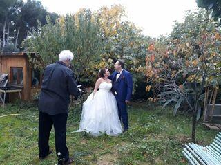 Le mariage de Eva et Willy