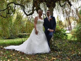 Le mariage de Rebecca et Nycolas