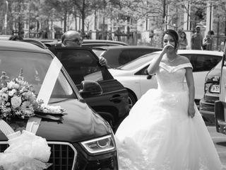 Le mariage de Yasmine et Juan 1