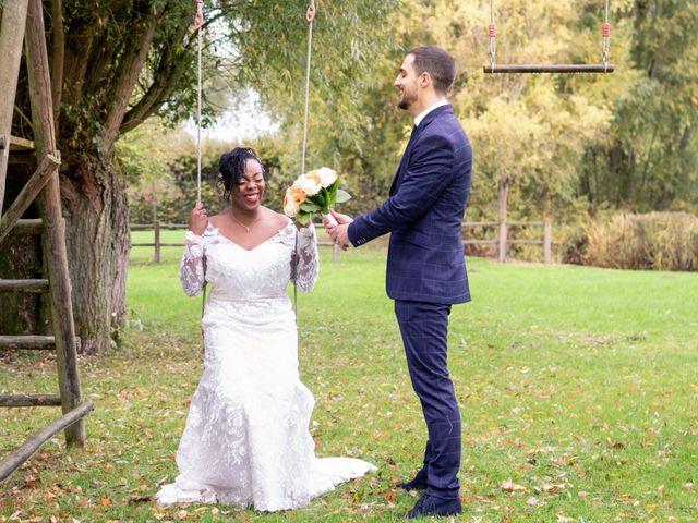 Le mariage de Paul et Sarah à Lille, Nord 44