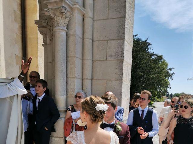 Le mariage de Thibaut et Camille à Eysines, Gironde 2