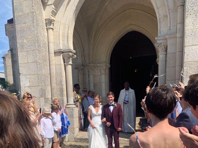 Le mariage de Thibaut et Camille à Eysines, Gironde 5