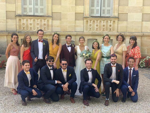 Le mariage de Thibaut et Camille à Eysines, Gironde 6