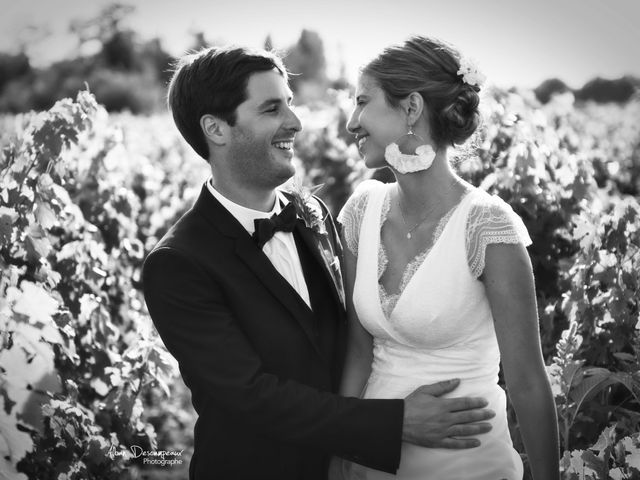 Le mariage de Camille et Thibaut