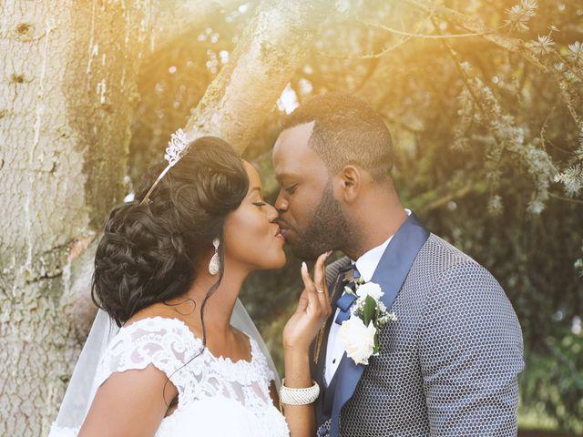 Le mariage de Maryse et Christian