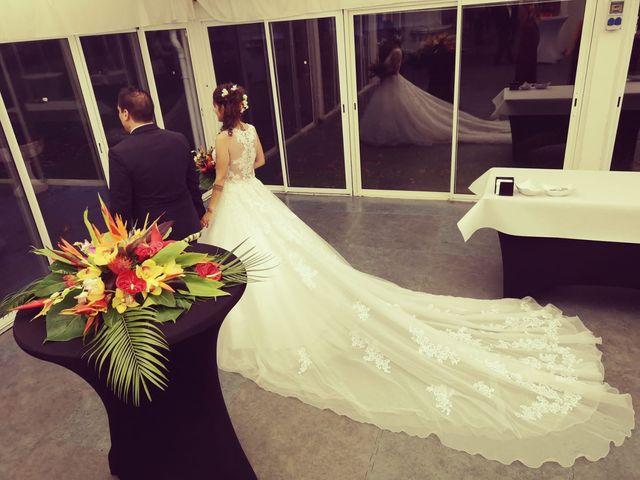Le mariage de Maihi  et Hinano à Arsac, Gironde 9