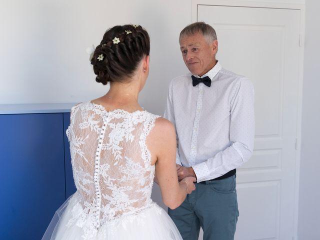 Le mariage de Johan et Ludivine à Quiberon, Morbihan 18