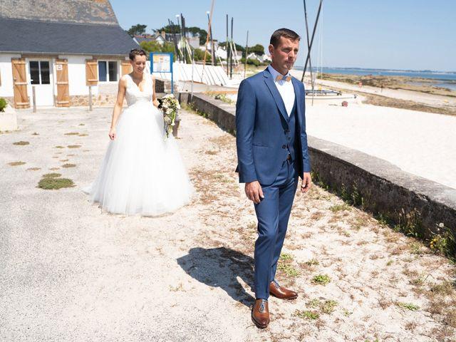 Le mariage de Johan et Ludivine à Quiberon, Morbihan 19