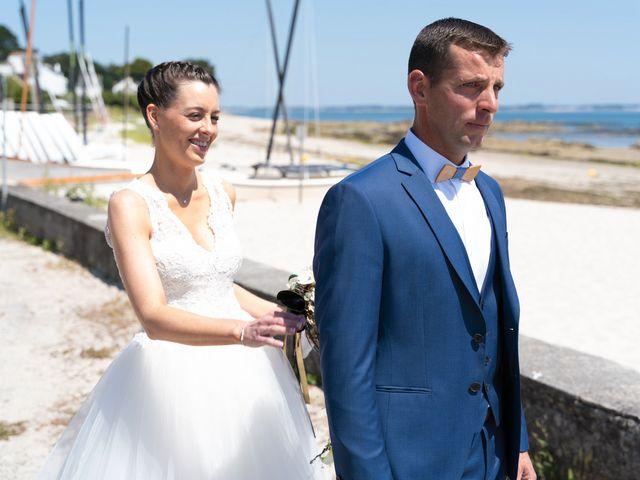 Le mariage de Johan et Ludivine à Quiberon, Morbihan 20