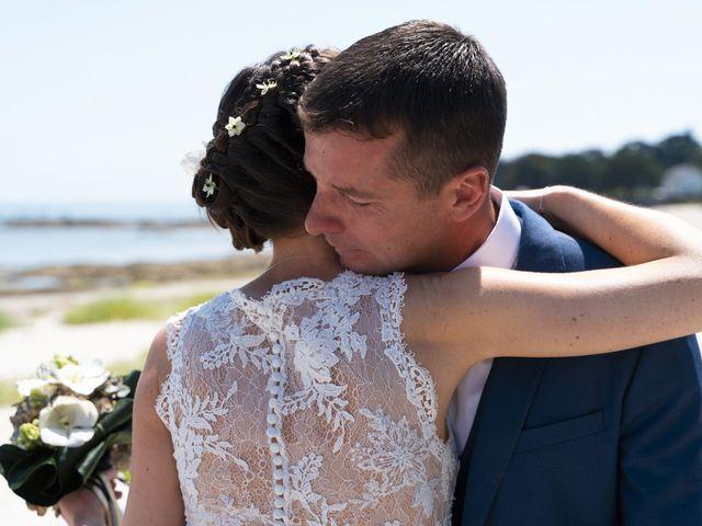 Le mariage de Johan et Ludivine à Quiberon, Morbihan 21
