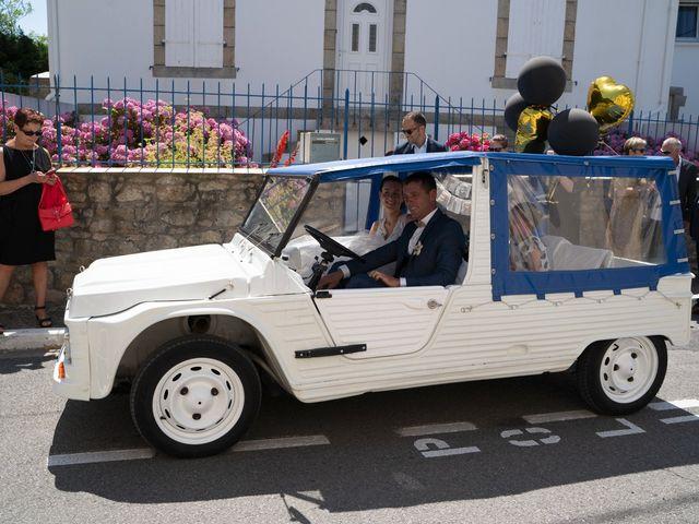 Le mariage de Johan et Ludivine à Quiberon, Morbihan 23