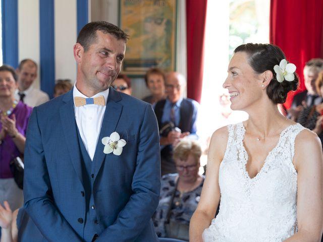 Le mariage de Johan et Ludivine à Quiberon, Morbihan 25