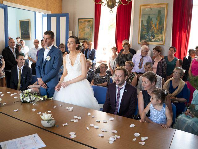 Le mariage de Johan et Ludivine à Quiberon, Morbihan 26