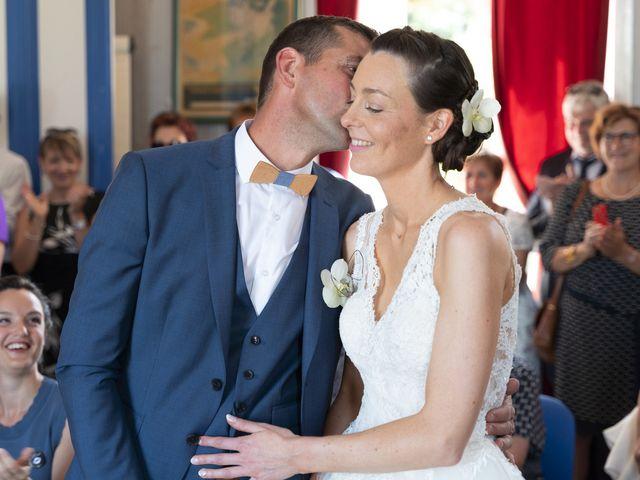 Le mariage de Johan et Ludivine à Quiberon, Morbihan 27