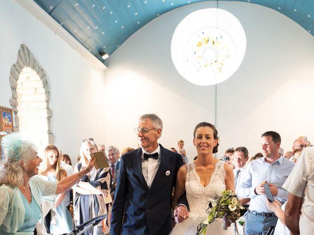 Le mariage de Johan et Ludivine à Quiberon, Morbihan 31