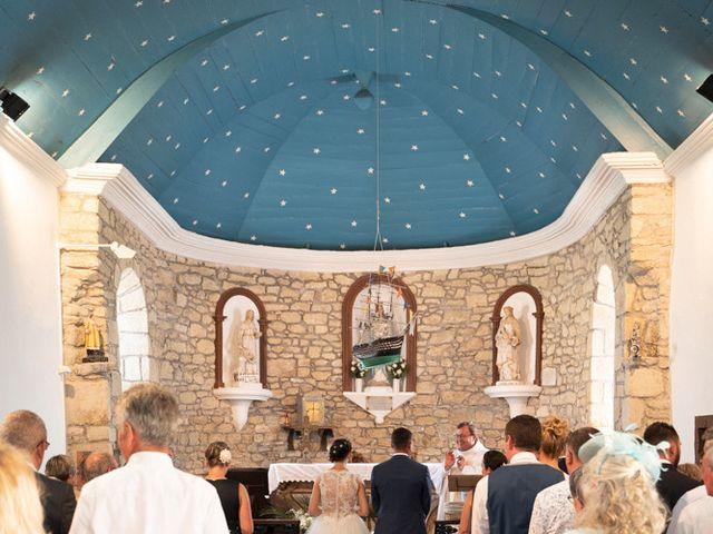 Le mariage de Johan et Ludivine à Quiberon, Morbihan 33