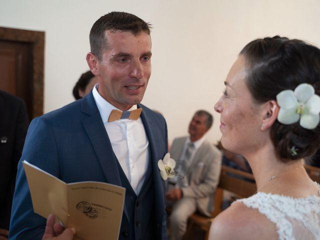 Le mariage de Johan et Ludivine à Quiberon, Morbihan 35