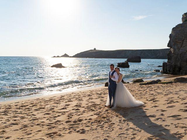 Le mariage de Johan et Ludivine à Quiberon, Morbihan 70