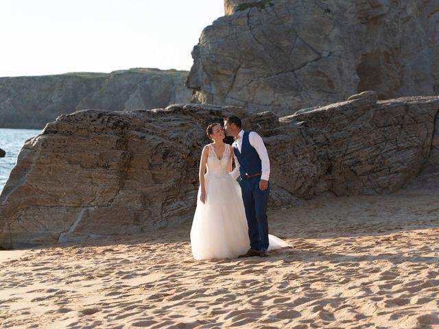 Le mariage de Johan et Ludivine à Quiberon, Morbihan 71
