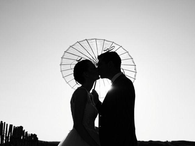 Le mariage de Johan et Ludivine à Quiberon, Morbihan 1
