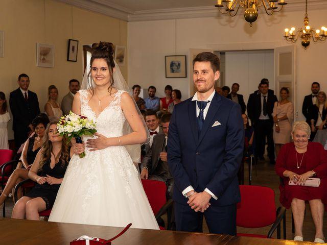 Le mariage de Alexandre et Emilie à Frangy, Haute-Savoie 10