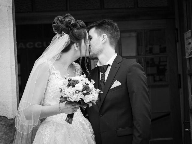 Le mariage de Alexandre et Emilie à Frangy, Haute-Savoie 14