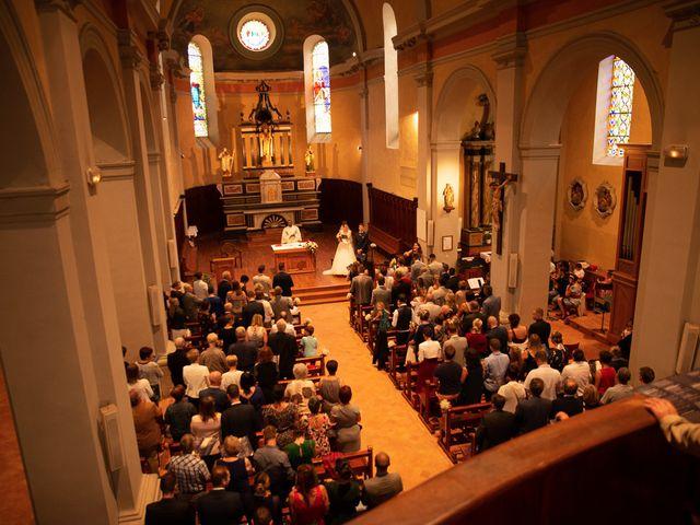 Le mariage de Alexandre et Emilie à Frangy, Haute-Savoie 15