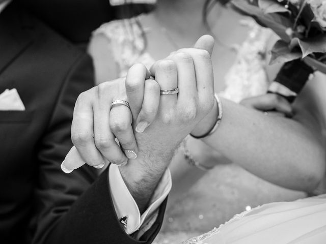 Le mariage de Alexandre et Emilie à Frangy, Haute-Savoie 19