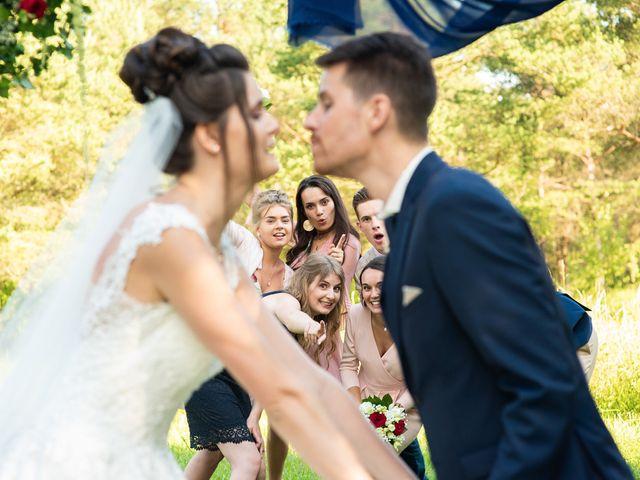 Le mariage de Alexandre et Emilie à Frangy, Haute-Savoie 27