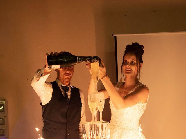 Le mariage de Alexandre et Emilie à Frangy, Haute-Savoie 36