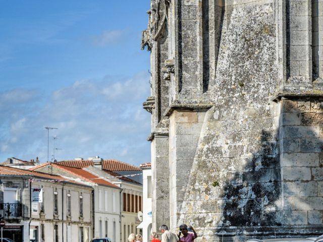 Le mariage de Basile et Marine à Marennes, Charente Maritime 40