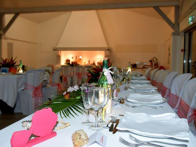 Le mariage de Maihi  et Hinano à Arsac, Gironde 22
