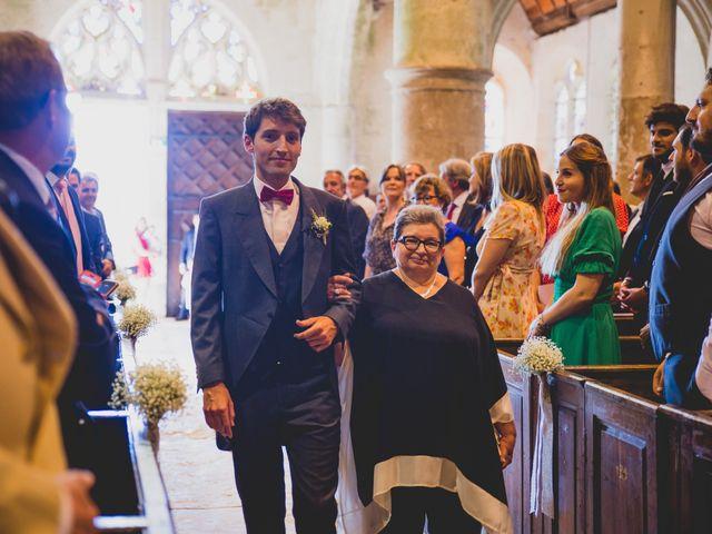 Le mariage de Olivier et Marie à Boisset-les-Prévanches, Eure 17