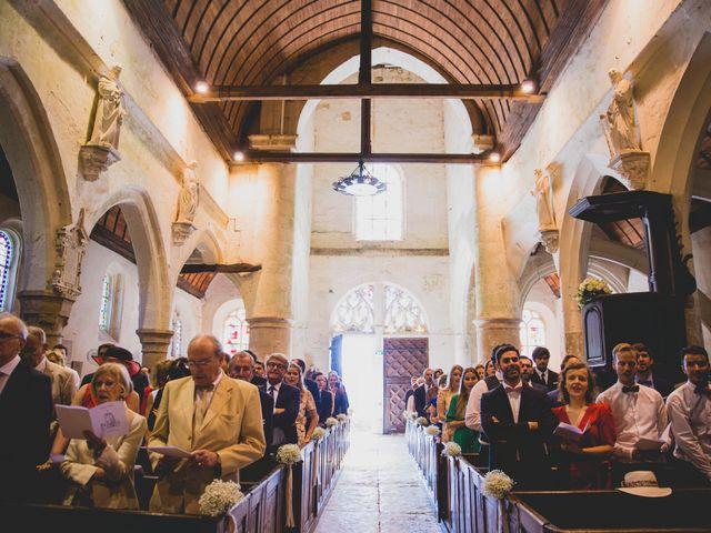 Le mariage de Olivier et Marie à Boisset-les-Prévanches, Eure 19