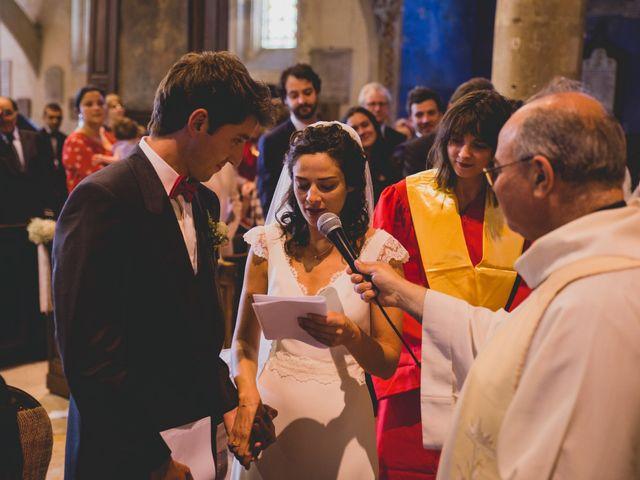 Le mariage de Olivier et Marie à Boisset-les-Prévanches, Eure 20