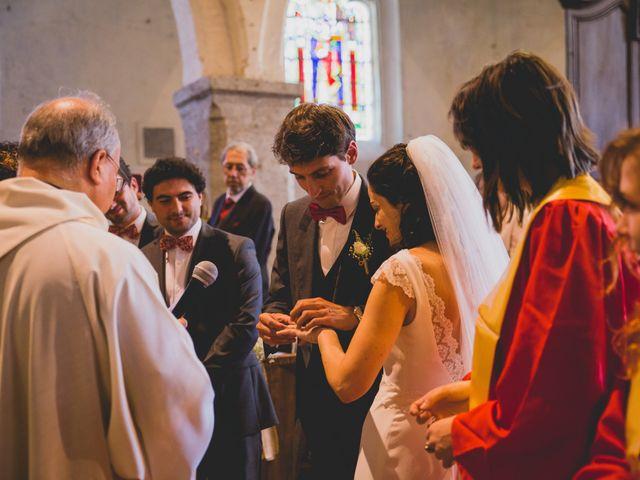 Le mariage de Olivier et Marie à Boisset-les-Prévanches, Eure 21