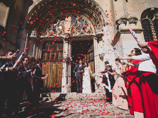 Le mariage de Olivier et Marie à Boisset-les-Prévanches, Eure 23