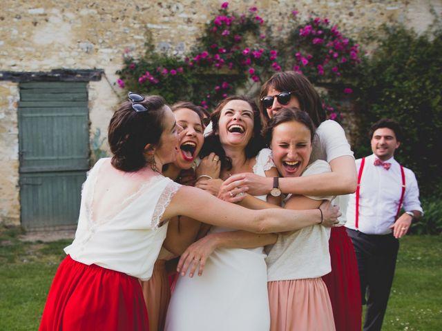 Le mariage de Olivier et Marie à Boisset-les-Prévanches, Eure 40