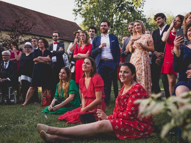 Le mariage de Olivier et Marie à Boisset-les-Prévanches, Eure 46