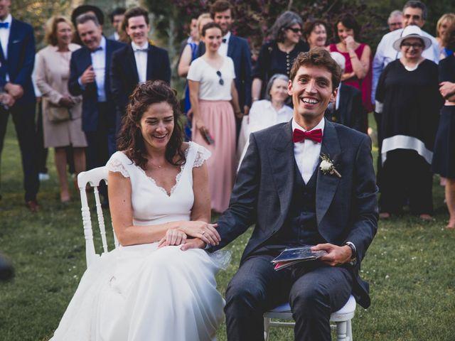 Le mariage de Olivier et Marie à Boisset-les-Prévanches, Eure 47