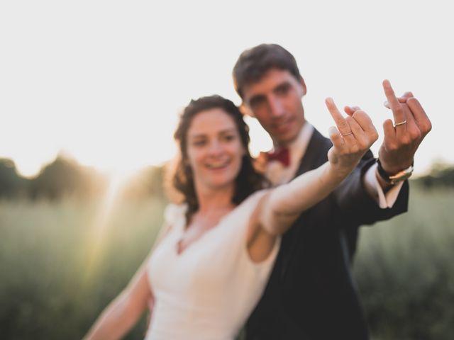 Le mariage de Olivier et Marie à Boisset-les-Prévanches, Eure 52