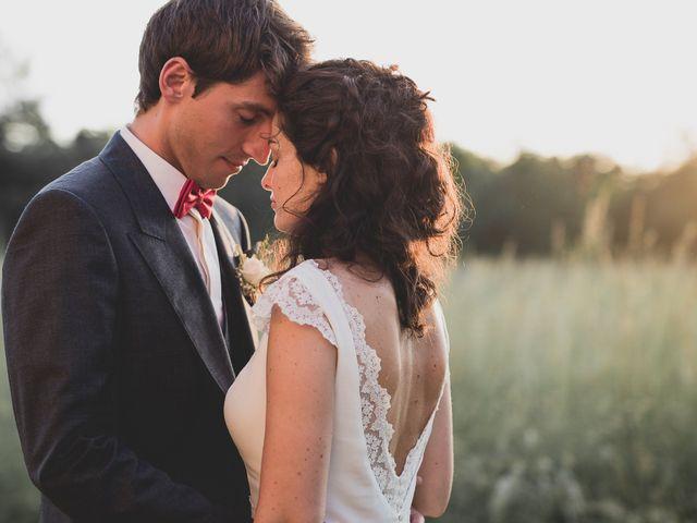 Le mariage de Olivier et Marie à Boisset-les-Prévanches, Eure 53