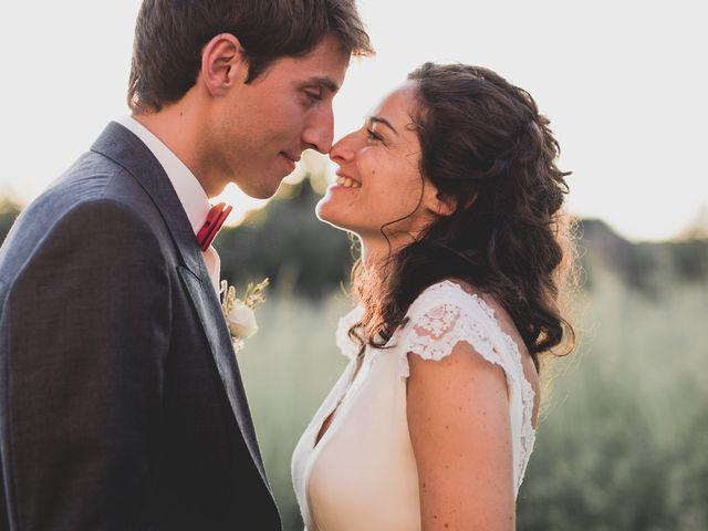 Le mariage de Olivier et Marie à Boisset-les-Prévanches, Eure 55