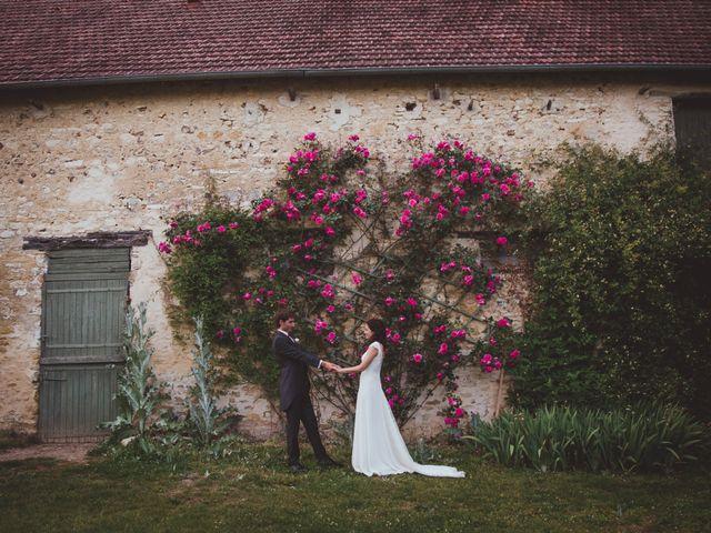 Le mariage de Olivier et Marie à Boisset-les-Prévanches, Eure 64