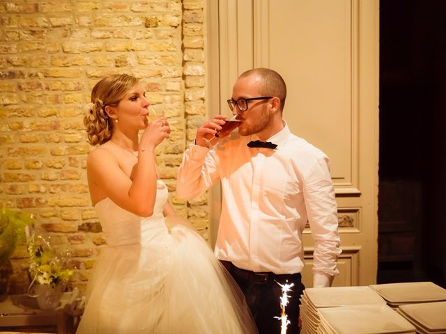 Le mariage de Matthias et Marion à Dunkerque, Nord 55